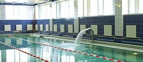 Бассейн Спортивный комплекс лицея №1 фото
