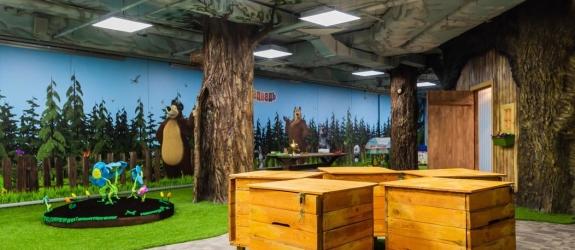 Развлекательный детский центр «В гостях у Маши» фото