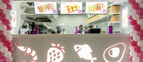 Суши-бар Fusion Sushi фото