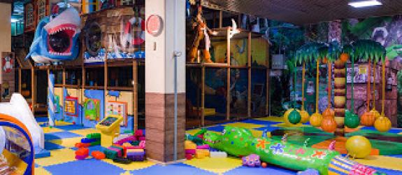 Детский развлекательный центр Discovery фото