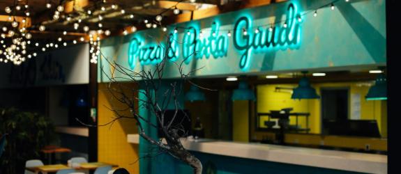 Ресторан Pizza & Pasta Gaudi фото