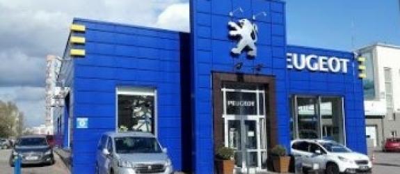 Прокат автомобилей Peugeot Группа сифтранс фото