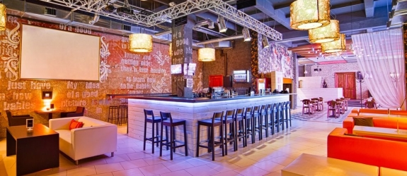 Кафе, бар, караоке Loft Cafe фото