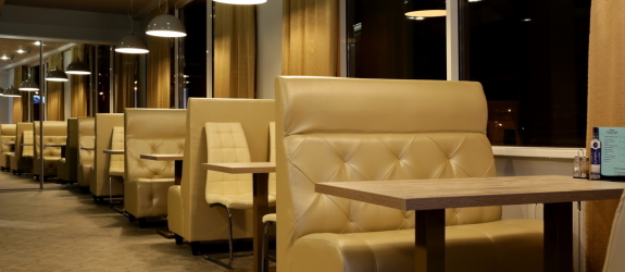 Кафе Альбасадоре фото