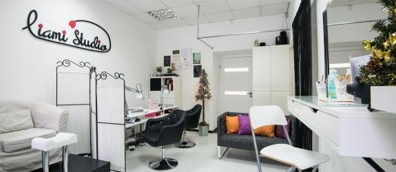 Студия ногтевого сервиса и наращивания ресниц Liami Studio фото