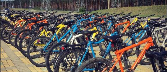 Прокат велосипедов Drive-sport.by фото