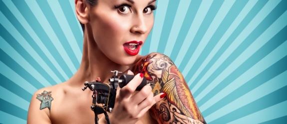 Студия татуировки и перманентного макияжа Mel Ink фото