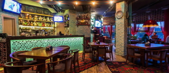 Лаунж кафе Чайхана Lounge Cafe фото
