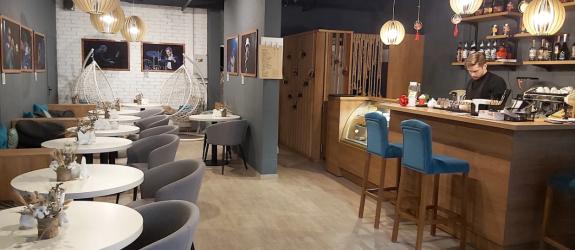 Кофейня LEI,CA фото