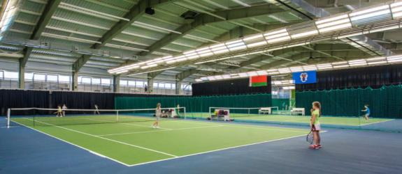 Школа тенниса Смена фото