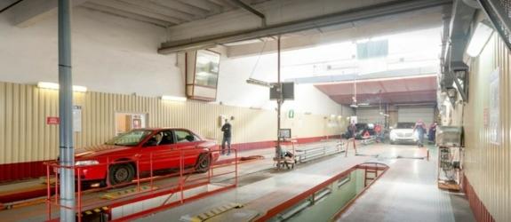Станция Станция технической профилактики автомобилей № 153 фото
