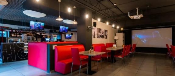 Кафе Кино Вино фото