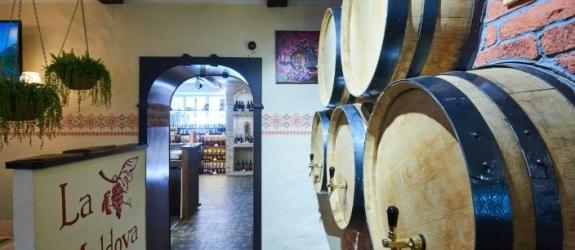 Винный бар La Moldova фото