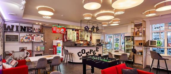 Кофейня-бар Wow cafe фото