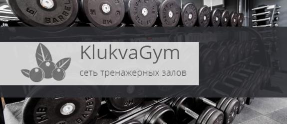 Сеть тренажерных залов Клюква GYM фото