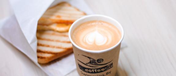 Кофейня Coffee Swimming фото