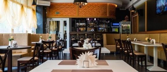 Кафе Золотая Горка фото