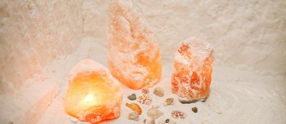 Соляная пещера Соль Плюс фото