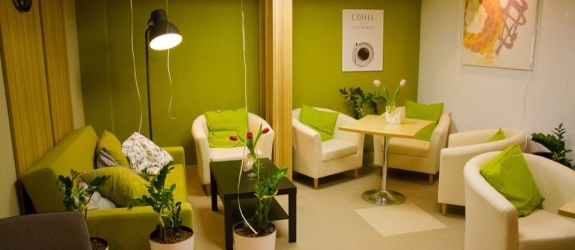 Кофейня Cafe WHITE фото