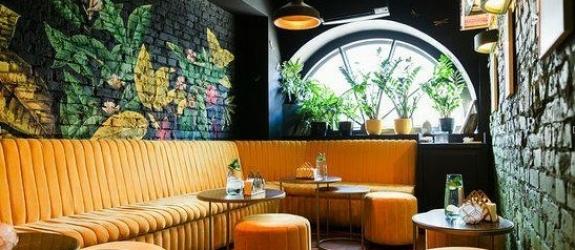 Коктейльный бар Kew London фото