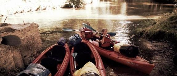 Водные походы Kajak фото