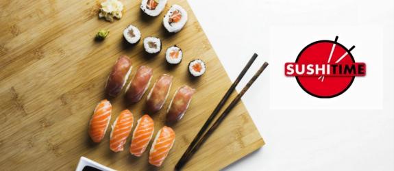 Доставка еды SushiTime фото