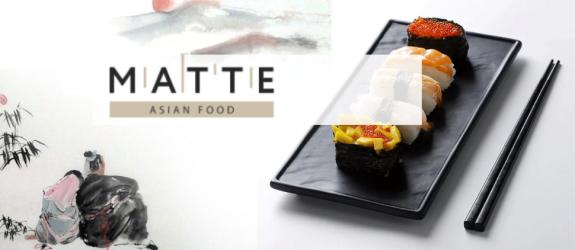 Ресторан азиатской кухни Matte фото