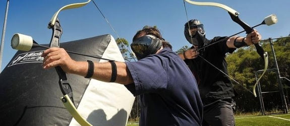 Стрельба из лука Archer фото