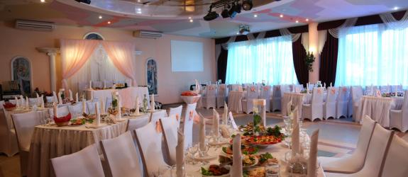 Ресторан Сосны фото