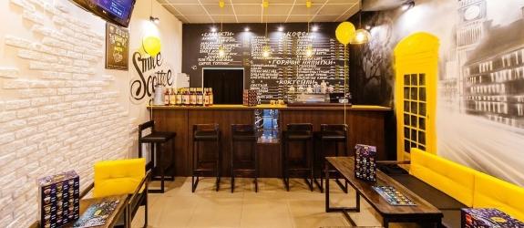 Кофейня Smile Coffee фото