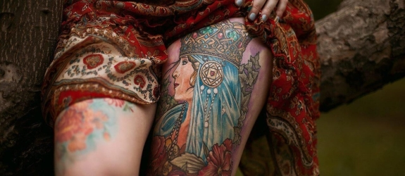 Студия татуировки и перманентного макияжа Twins фото