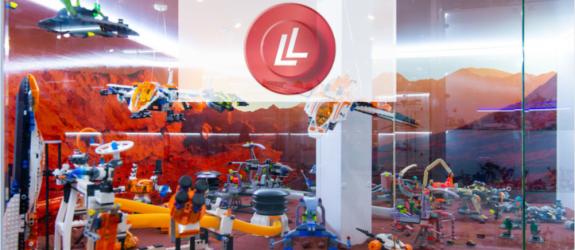 Музей Лего Las-legas фото