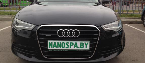 Автомойка Nanospa фото