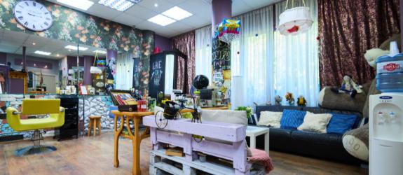 Гостиная красоты Шуры-Муры фото