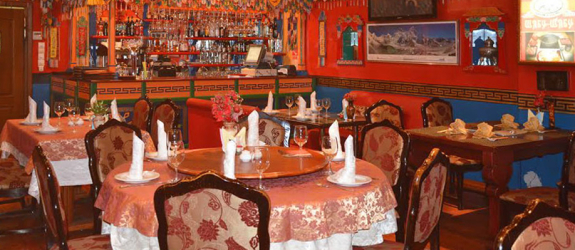 Ресторан Джомалунгма фото