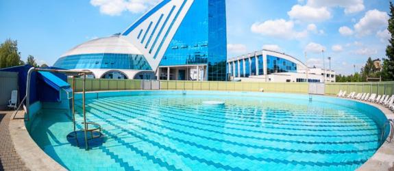 Банный комплекс Олимпийский фото