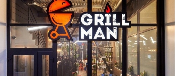 Стритфуд кафе Grillman фото