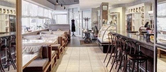 Кафе-кейтеринг «Ателье» фото
