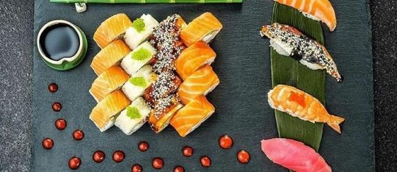 Суши-бар Sushi Chef Arts фото