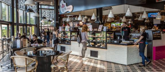 Кафе, кофейня, кондитерская The Bakery фото