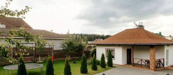 Усадьба Гостевой дом с Баней в Боровлянах фото