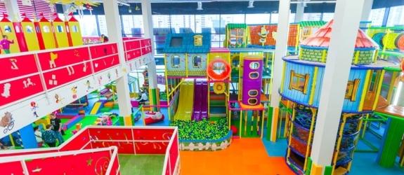 Детский развлекательный центр Базиллион фото
