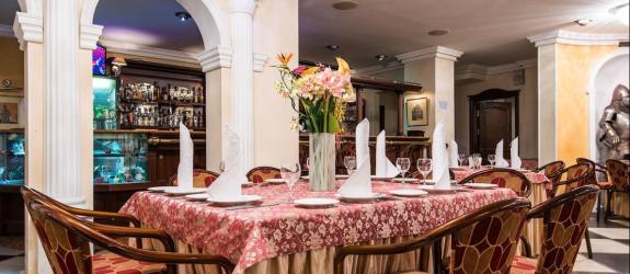 Ресторан Радзивиловский фото