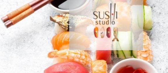 Доставка суши SushiStudio фото