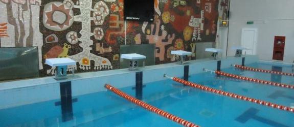 ДЮСШ по плаванию, бассейн Янтарь фото