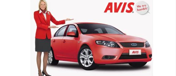 Прокат автомобилей AVIS фото