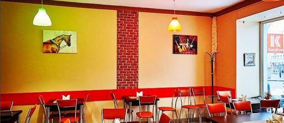 Кафе KaraKum фото