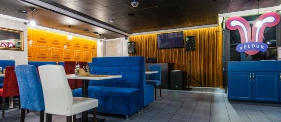 Кафе-бар Velour фото