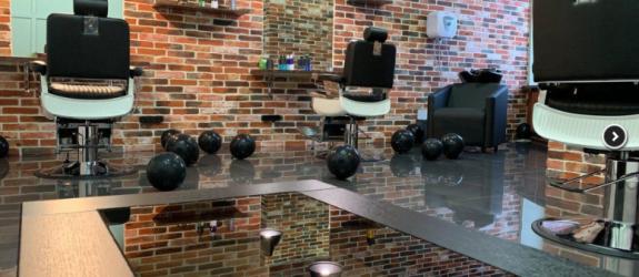 Барбершоп SVOI barbershop фото