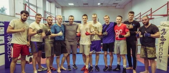 Клуб Боксерский ринг фото